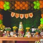 20 ideias para festa safári