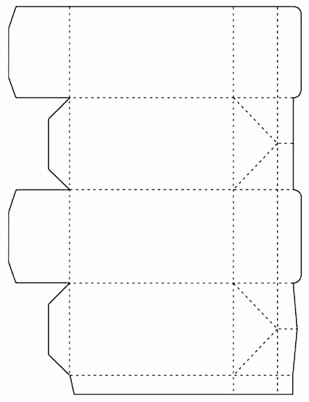 Molde de Caixa Milk: 6 Modelos Lindos