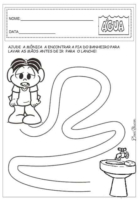 Atividades de educação infantil 4 anos