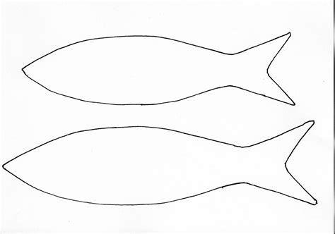 Moldes de peixes para imprimir