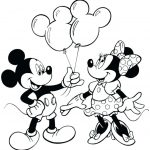 Mickey para colorir