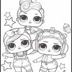 Desenhos da LOL Surprise para Imprimir e Colorir