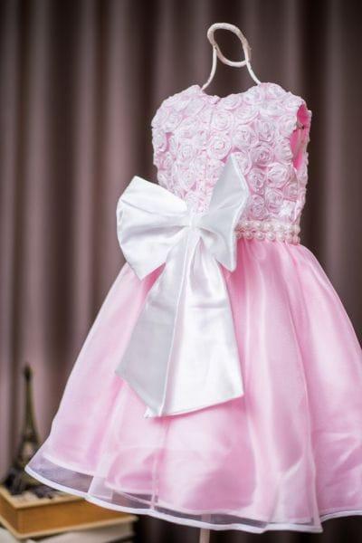 Vestido para Festa Infantil de Aniversário Princesa