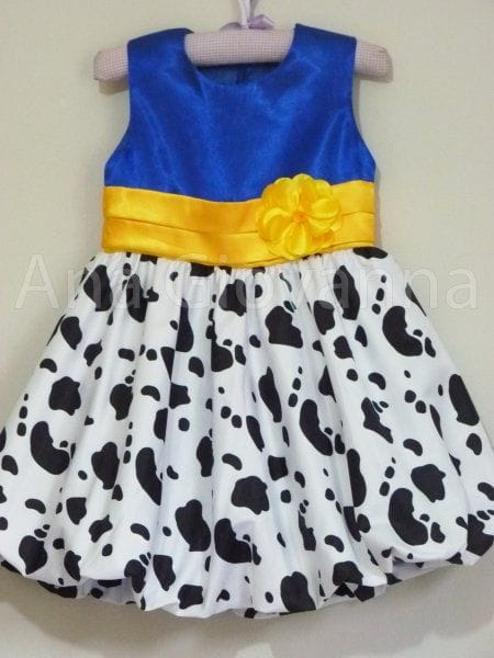 Vestido Infantil Jessie Toy Store