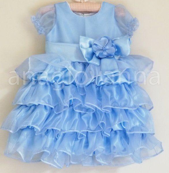 Vestido Infantil da Alice no Pais das Maravilhas