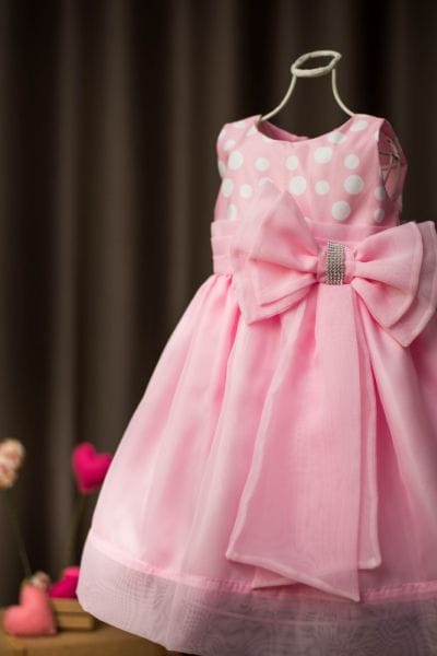 Vestido Infantil da Gatinha Marie