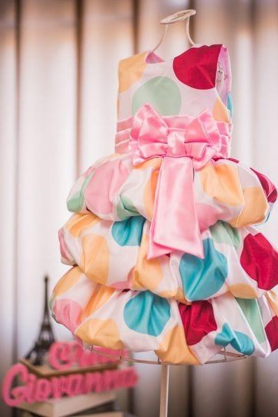 Vestido Infantil Patati Patata