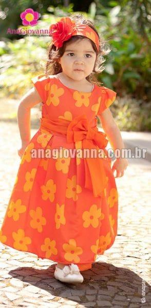 Vestido Tasha Infantil