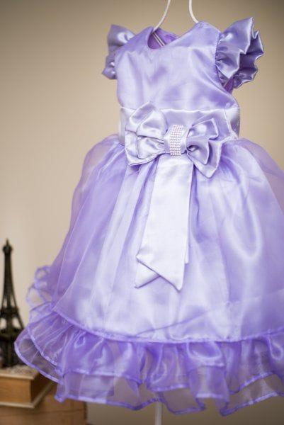 Vestido Princesa Sofia Infantil