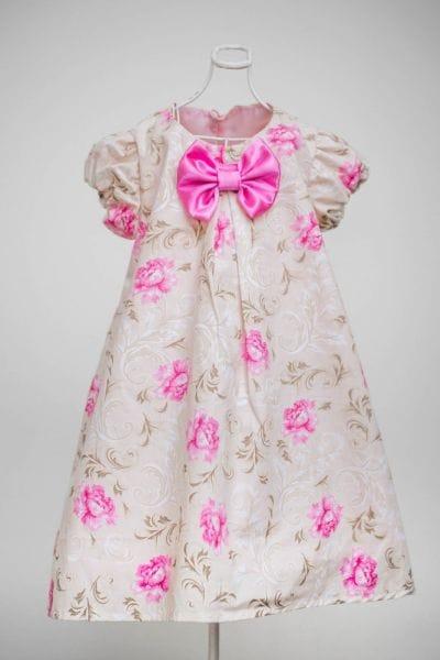 Vestido de Festa Infantil para Criança Trapézio
