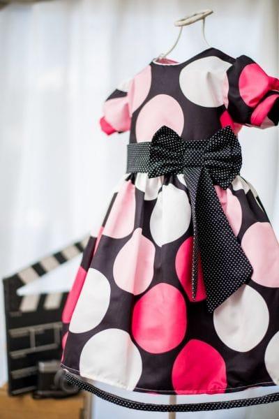 Vestido Minnie para Festa Infantil