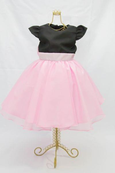 Vestido Infantil Mundo de Bita