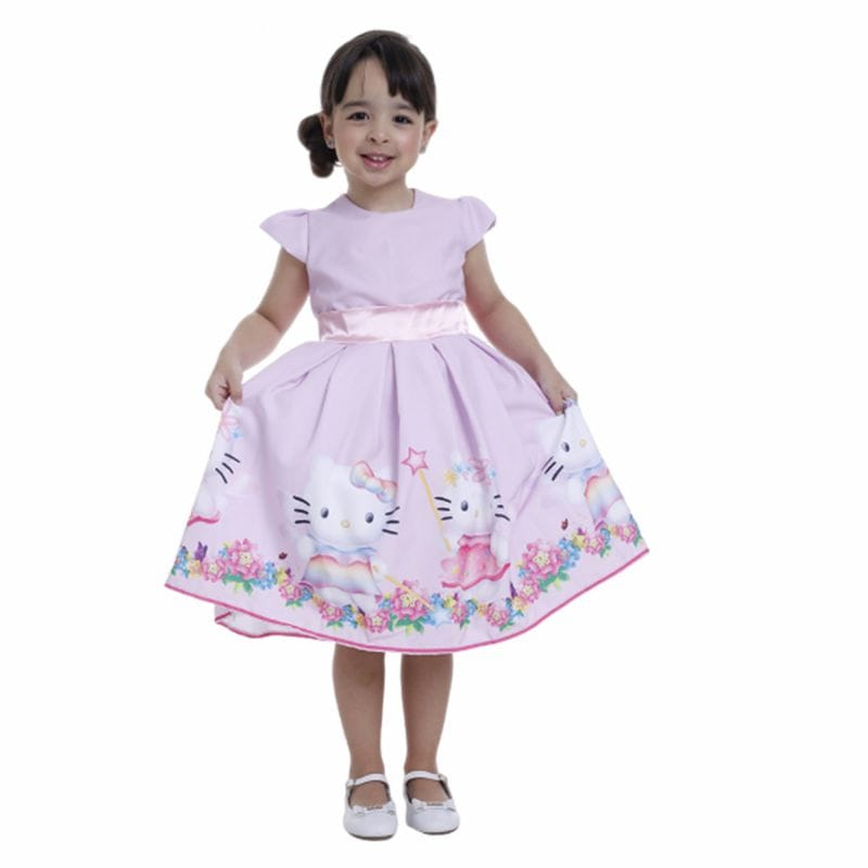 Vestido da Hello Kitty