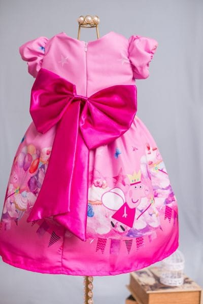 Vestido Peppa