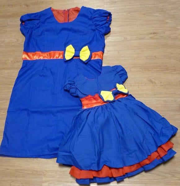 Vestido Show Da Luna Mãe E Filha