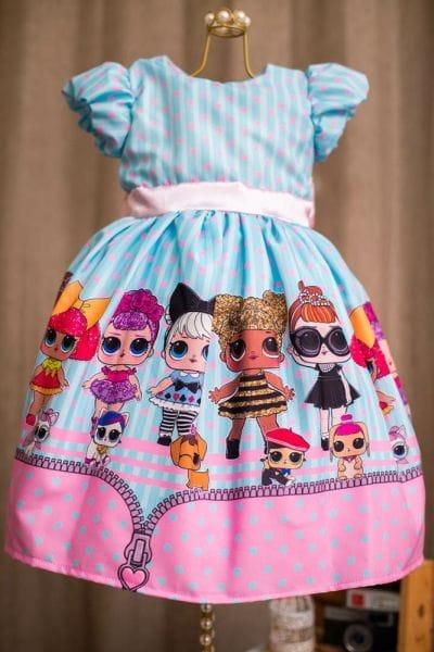 Vestido Da Lol Luxo