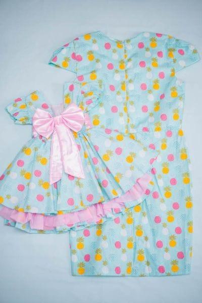 Vestidos de Festa Mãe e Filha