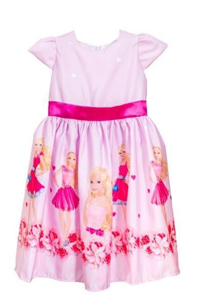 Vestido da Barbie