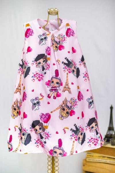 Vestido da Lol de criança