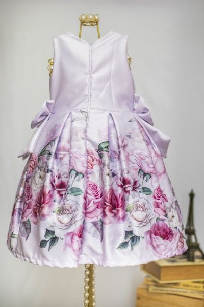 Vestido Para Florista Infantil