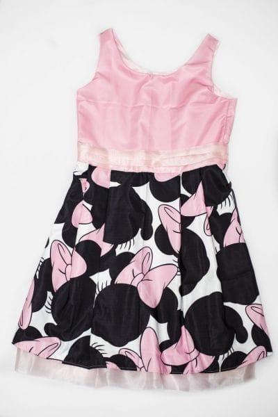 Vestidos da Minnie Rosa Tal Mae Tal Filha