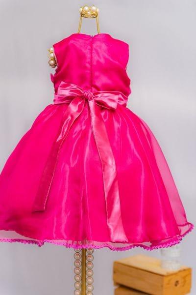 Vestido Pink Infantil