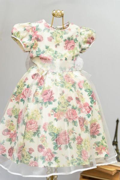 Vestido de Dama de Honra infantil para casamento
