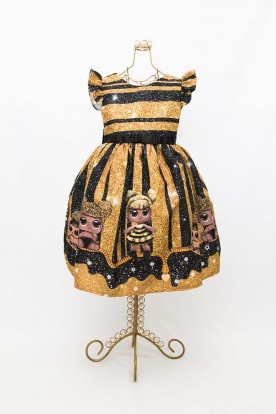 Vestido da Lol Rara