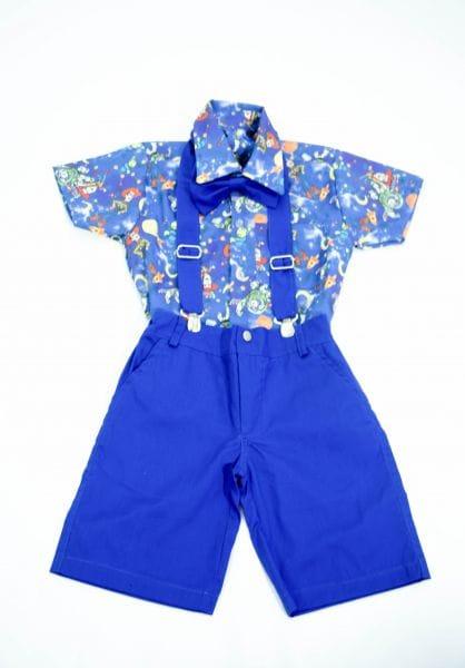 Conjunto Social Infantil Toy Story - 4 peças