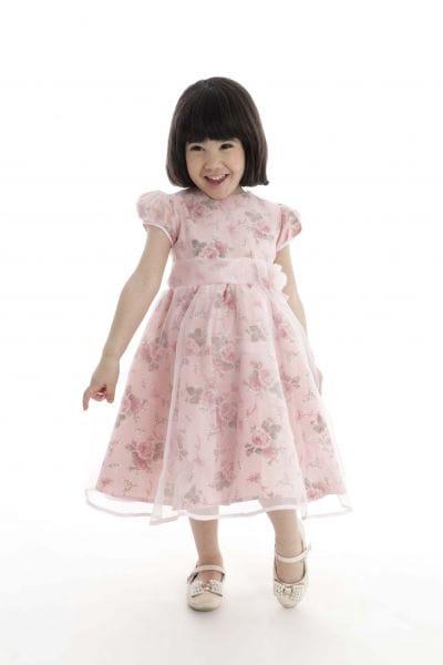 Vestido Social Infantil Para Formatura