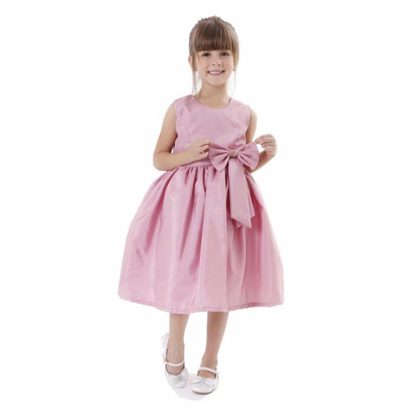 Vestido Rose Infantil