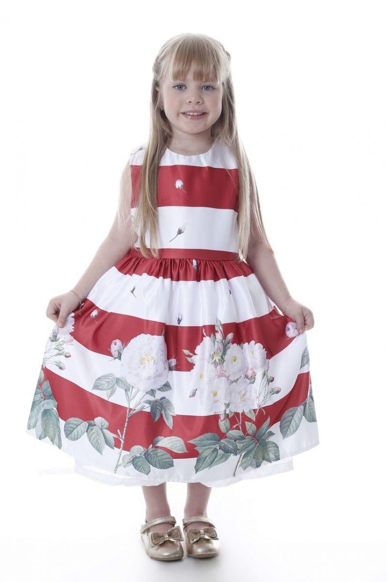 Vestido de Casamento Infantil