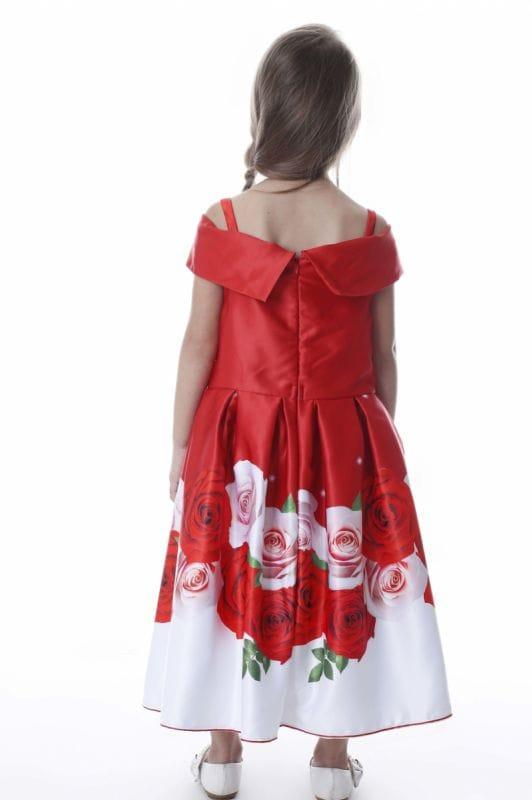 Vestido Infantil Feminino Para Festa