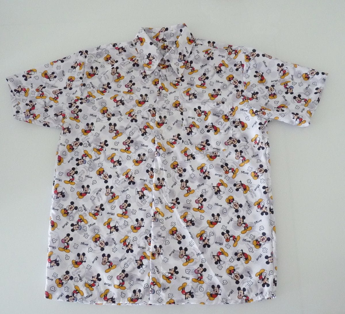 Camisa Masculina Mickey