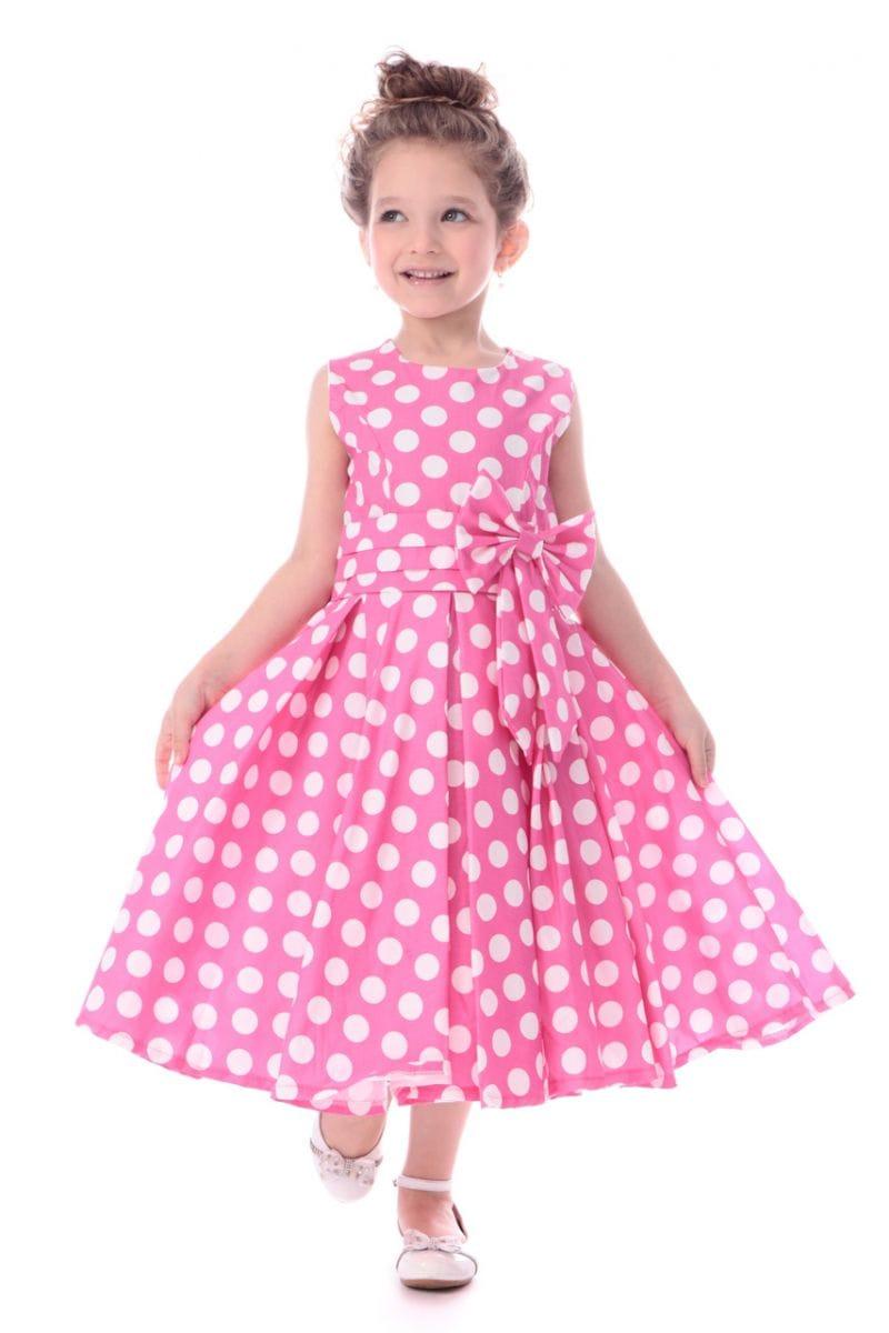 Vestido Rosa da Minnie
