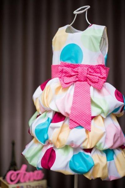 Vestido Patati Patata Balonê sem mangas