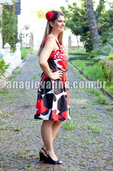 Vestido adulto Minnie Mouse Festa