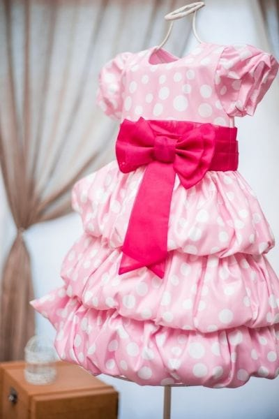 Vestido de aniversário Gata Marie