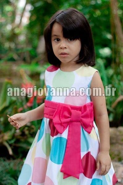 Vestido Infantil Patati Patata Balonê Baby