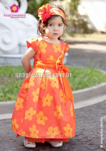 vestido meninas