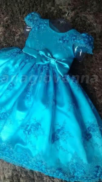 Vestido da Frozen