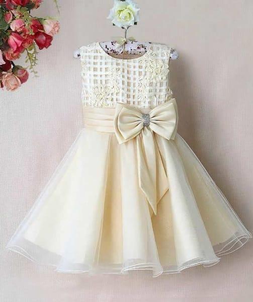 Vestido Infantil Bela Princesa