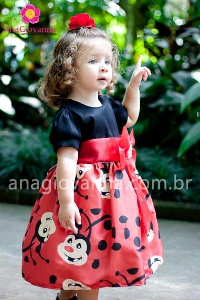vestido festa joaninha