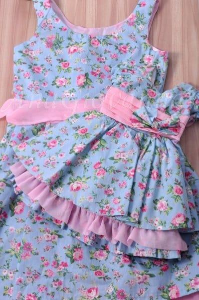 Vestidos Tal Mãe Tal Filha Jardim