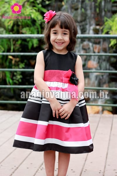 vestido para festa da monster high