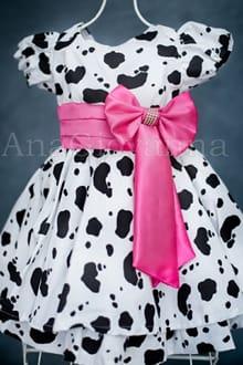 Vestido Fazendinha Pink