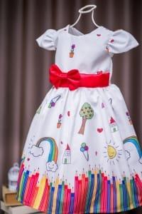 Vestidos de Festa Infantil
