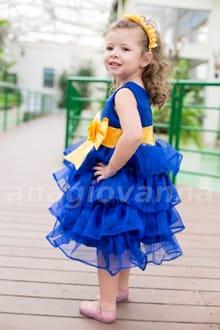 vestido dos minions