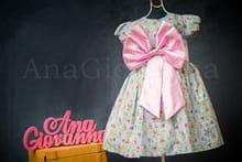 Vestido Floral Princesa
