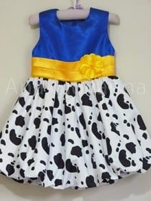 Vestido Infantil Toy Store
